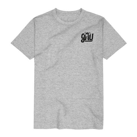 √Pocket Logo von GNU - T-Shirt jetzt im Gnu Shop Shop