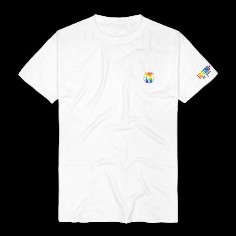 √LGBTGNU + Stick von GNU - t-shirt jetzt im Gnu Shop Shop